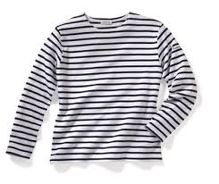 In The Shirt The Breton Shirt Striped Style