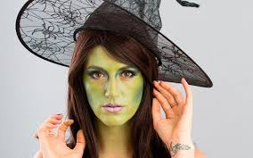 how to do a witch makeup for hairstyles nail art