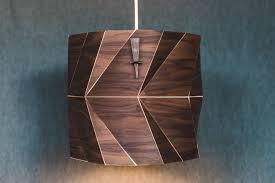 wood drum lamp shade wood pendant light ceiling light fixture wood veneer pendant light with bulb diy wood veneer pendant light