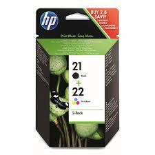 Купить <b>Картридж</b> для струйного принтера <b>HP</b> 21/22 Black/Tri ...