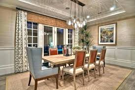 how high to hang chandelier over dining table hanging chandeliers over dining tables best chandeliers how