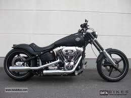2011 harley davidson fxcwc rocker c customized