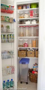 organized kitchen pantry reveal