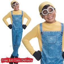 deable me fancy dress minion costume bob