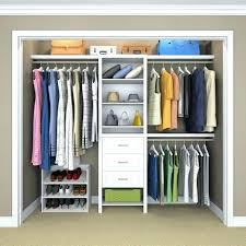 closetmaid organizer the best closet