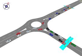 Imagini pentru sens giratoriu pod tudor vladimirescu valcea
