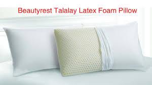 beautyrest latex pillow.  Pillow Talalay Latex Pillow Review  The Best Pillow Ever Of Beautyrest In T