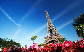 Paris France Eiffel Tower Wallpapers on ...