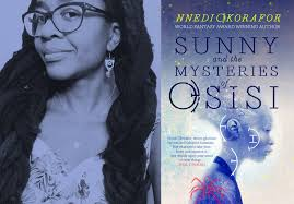 book release okorafor s sunny and the mysteries of osisi