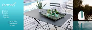 collection garden furniture accessories pictures. Fermob, The French Manufacturer Of Colourful Outdoor Furniture And Accessories, Creates Innovative, Clever, Practical Fun Garden Furniture, Filling Your Collection Accessories Pictures R