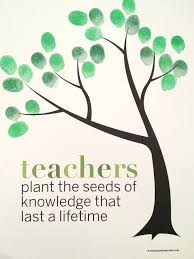 thumbprint tree classroom fingerprint tree perfect gift for teacher appreciation or the end of the year