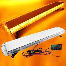Led Strobe Light Kits For Plow Trucks 47 88 Led Emergency Warning Tow Truck Roof Strobe Light Bar
