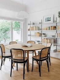 californian bungalow interior design by a pyke dining room inspirationcane chairswicker table
