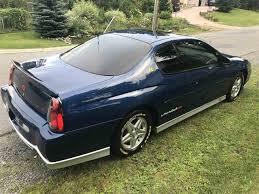 2003 Chevrolet Monte Carlo SS-Jeff Gordon Signature Series for ...