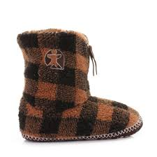 mens bedroom shoes. mens bedroom athletics mcqueen choc black fleece slipper boots size 3-4-9-10 | ebay mens bedroom shoes
