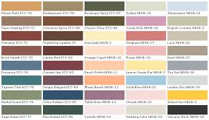 Home Depot Interior Paint Color Chart Awesome Design