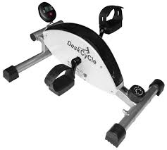 the deskcycle makes it easy to get safe and effective exercise while working at your desk it s the only bike that was specifically designed for this