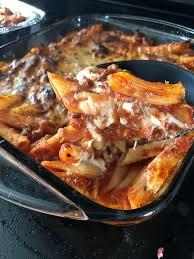 baked ziti recipe saving you dinero