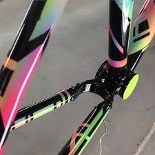 we are painting bikes this weekend
