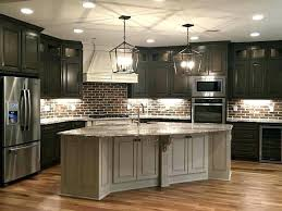 rustic french country kitchens. Exellent Kitchens Rustic French Country Kitchen Ideas Brick For  With Brown Floor On Rustic French Country Kitchens