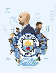 Manchester City Poster on Behance | Manchester city, Manchester city logo,  Manchester city wallpaper
