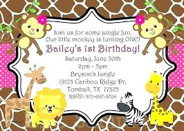 Free Printable Safari Birthday Invitations Printable Safari Invitations Safari Theme Baby Shower Invitations