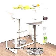 Table Haute Cuisine Cuisine Table Bar Table Haute De Cuisine Chez