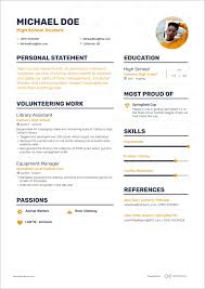 I Want To Create My Resume How To Write Your First Job Resume Guide