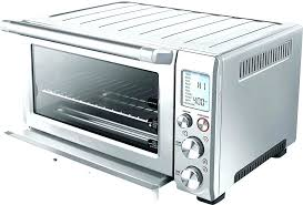 toaster oven the smart pro convection pizza silver best mini bed bath and beyond breville