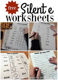 On this worksheet, kids get phonics practice as they look at each picture, then circle the letter that makes the same beginning sound. Worksheets For I E Words The Measured Mom