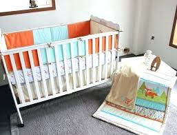 fox racing bed set fox bed set me fox embroider crib baby bedding set cotton print