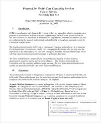 15 Consulting Proposal Examples Pdf Doc Ai Psd Examples