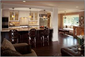 kitchen kitchen living room combo decorating ideas floot to ceiling window stainless steel double sink