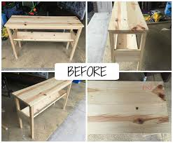 sofa table diy with ideas