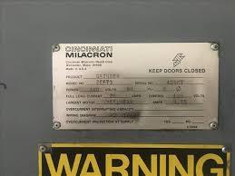 used cincinnati milacron 2ef73 perfection machinery s cincinnati milacron 2ef73 4