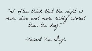 Vincent Van Gogh Quotes Classy Vincent Van Gogh Quote Sarah Meder