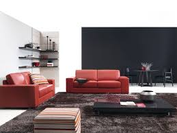 Living Room With Red Interesting Decorating Ideas Living Room Red And M 782x1021