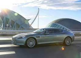 2010 Aston Martin Rapide Aston Martin Rapide Aston Martin European Cars