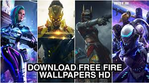 FREE FIRE WALLPAPERS 4K HD QUALITY ...