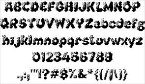 black letter font bubble letter fonts kays makehauk co