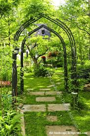 Small Picture Garden Arbors In Designing Gardens