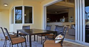 when you re choosing hurricane impact rated glass doors for your patio you can choose from classic french doors sliding doors and even accordion style