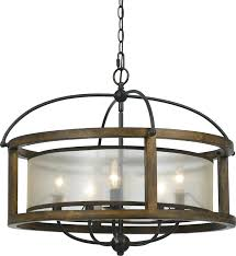 wood and iron chandelier cal 5 mission wood chandelier lighting loading zoom gray wood iron chandelier