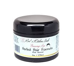 Beaucoup Hair Herbal Hair Formula For Men Jumbo By Reds Kitchen