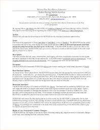 Bc Rental Agreement Gallery - Agreement Letter Sample Format