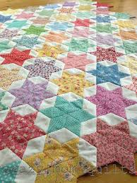 Optical Illusion English Paper Pieced Quilt Pattern English Paper ... & ... English Paper Piecing Quilt Blocks English Paper Piecing Quilt Ideas  Crazy Mom Quilts English Paper Piecing ... Adamdwight.com