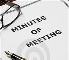 munites of meeting marlin tx official website meeting minutes