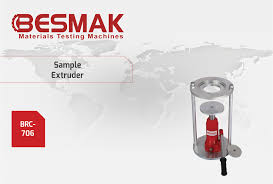 sample extruder building materials testing systems sample extruder