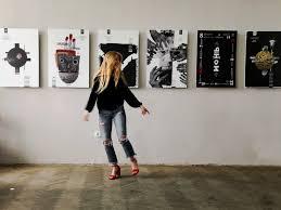 Мрачные цвета и отталкивающий контент Выпускники ВГТУ показывают  Мрачные цвета и отталкивающий контент Выпускники ВГТУ показывают свои дипломные работы и рассуждают о культуре плаката