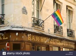 Gay hotel in paris